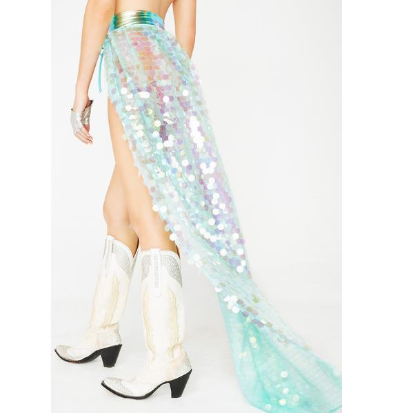 Celestial Wave Skirt
