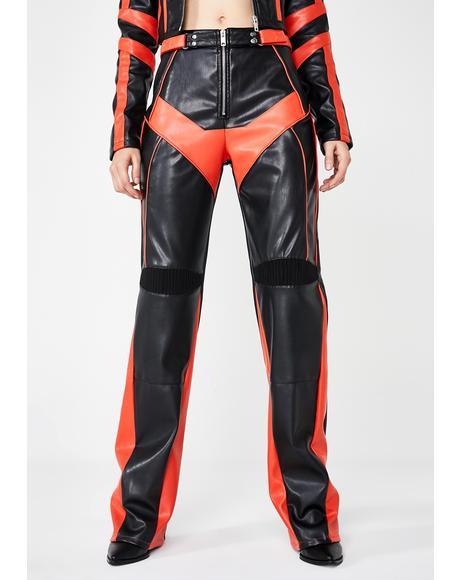 Octavia Moto Pants
