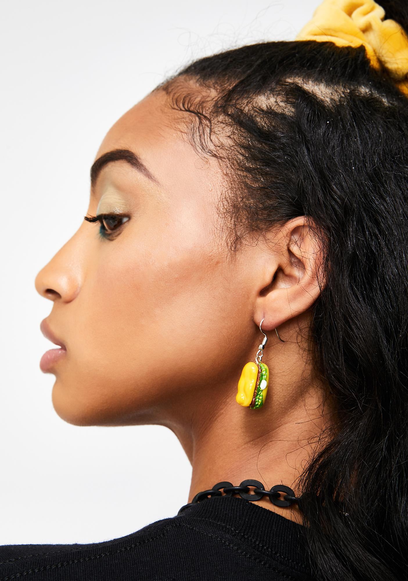 Notorious BLT Sandwich Earrings