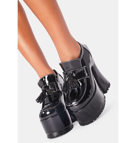 Current Mood Vengeful Valedictorian Platform Loafers