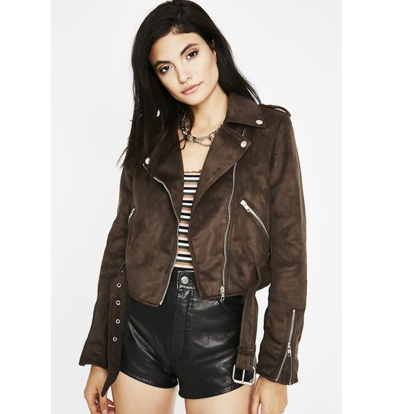 What A Girl Likes Moto Jacket