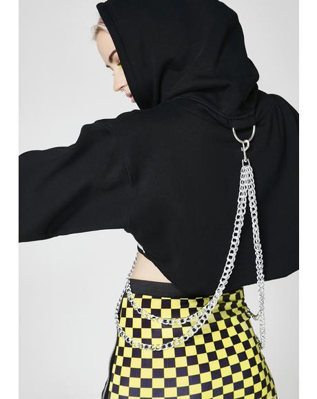 Chained N' Dangerous Hoodie