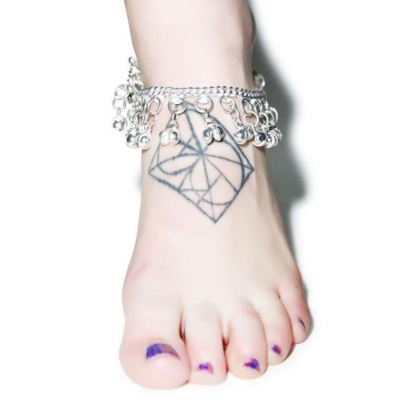 Ascendance Bell Anklet