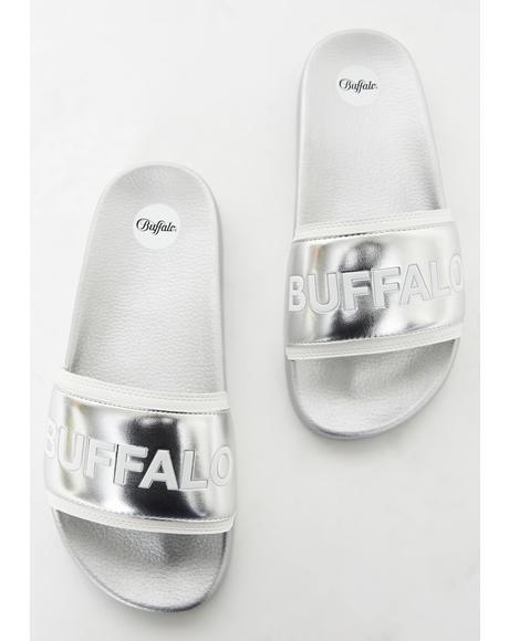 Silver Jola Slides