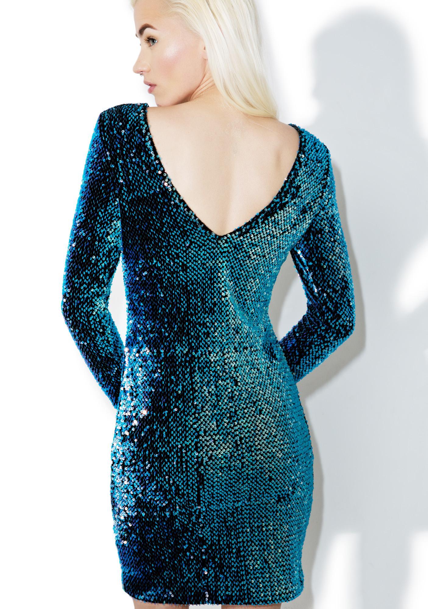 Motel Gabby Bodycon Dress