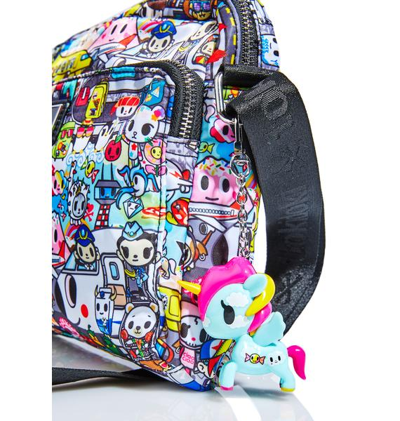 Tokidoki Jetsetter Crossbody Bag