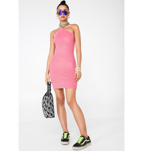 Miss Insta Perfect Mini Dress