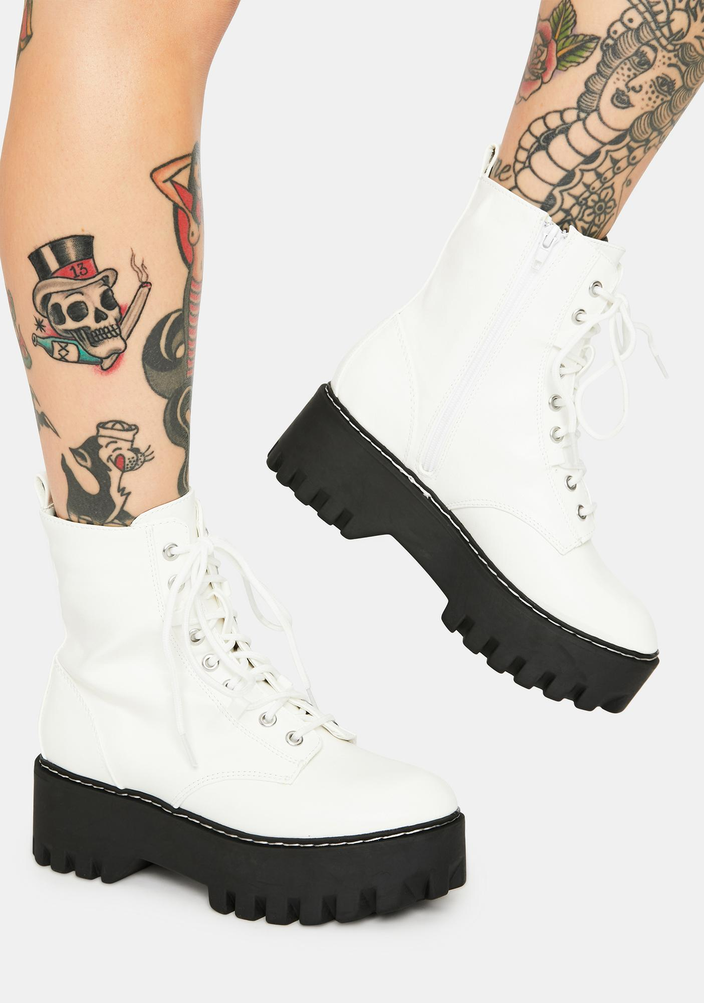Too Famous Boots