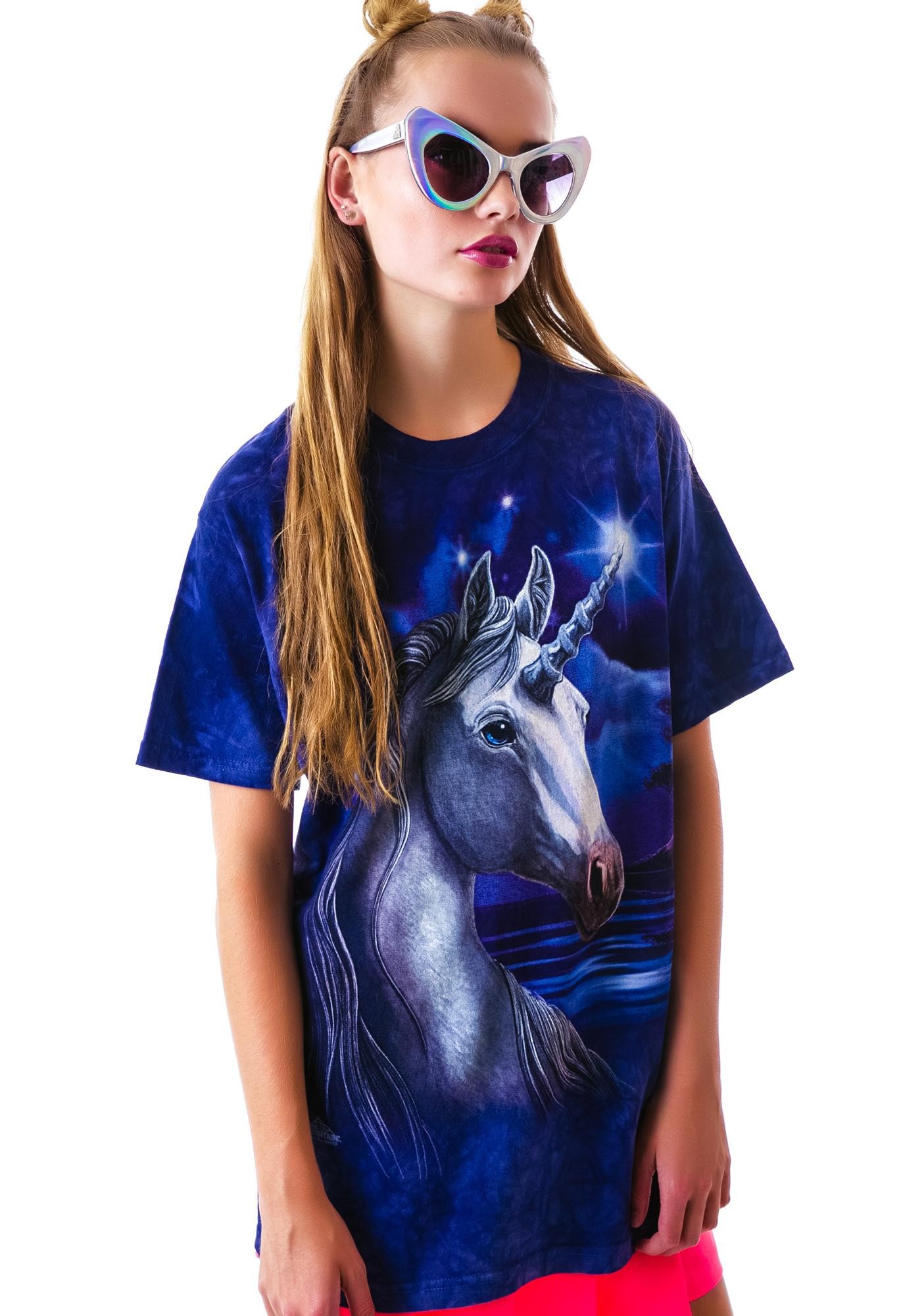 Unicorn Night Tee