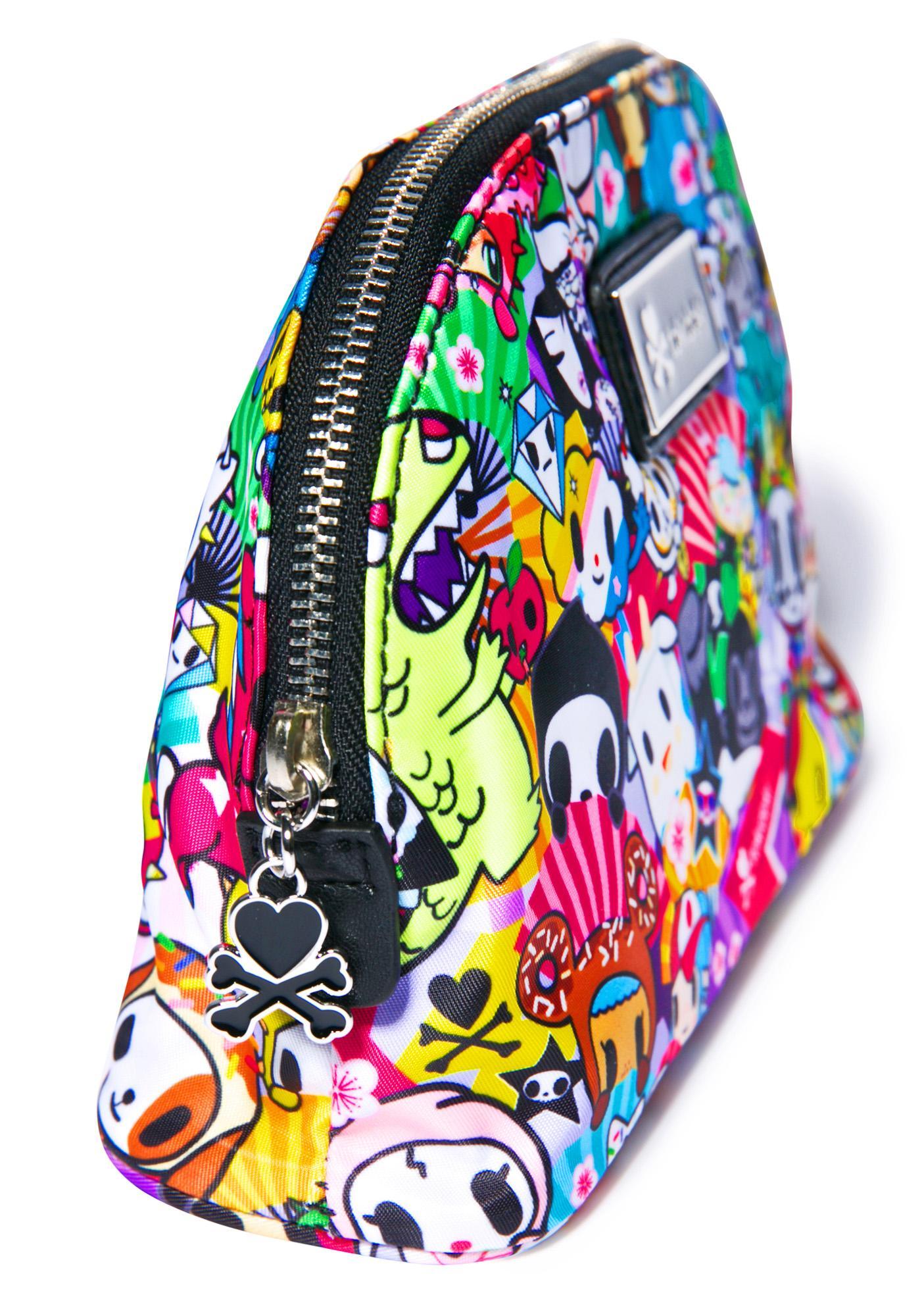 Tokidoki Superfan Collection Cosmetic Bag