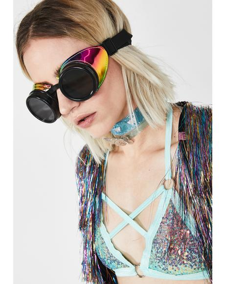 Rainbow Vision Goggles