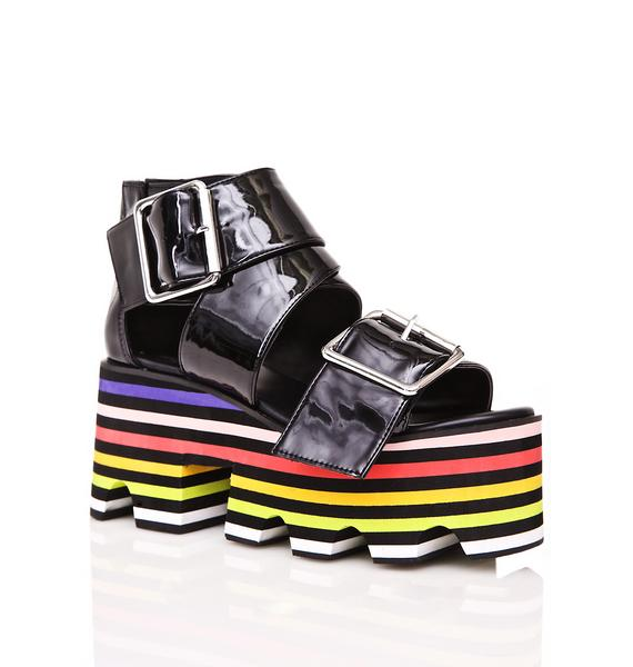 Current Mood Rainbow Stackz Platforms