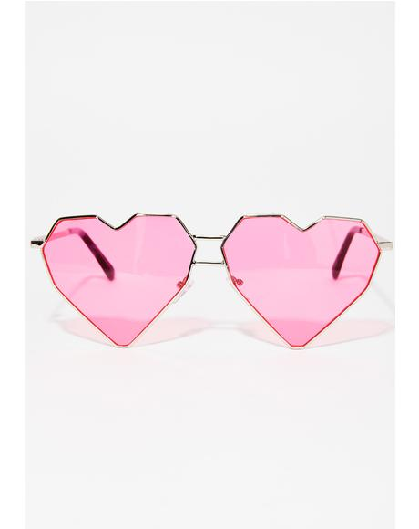 Love All Around Sunglasses