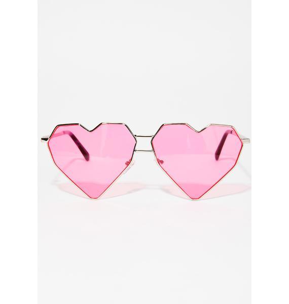 Love All Around Sunglasses