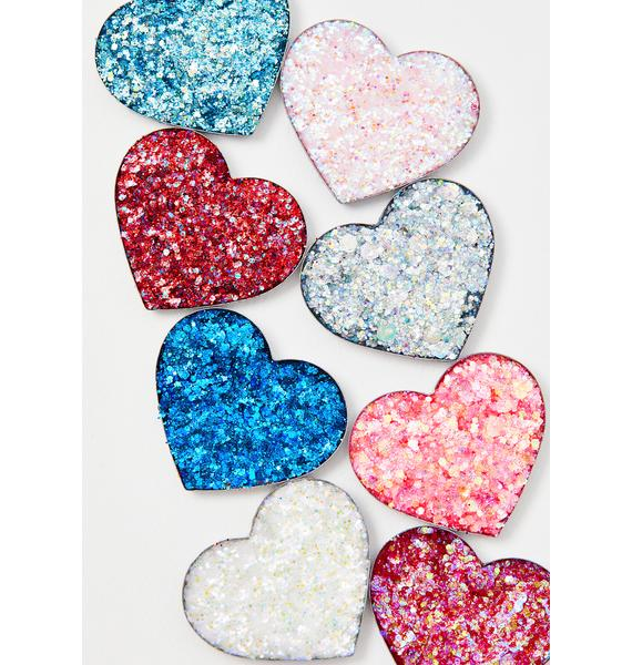 Glitter Injections Love 4 Pressed Glitter