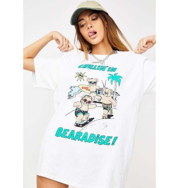PARADISE.NYC Chillin' In Paradise Graphic Tee