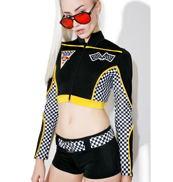 Full Throttle Racer Costume