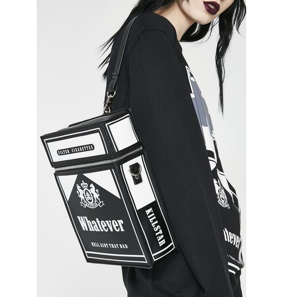 Killstar Black Menthol Backpack