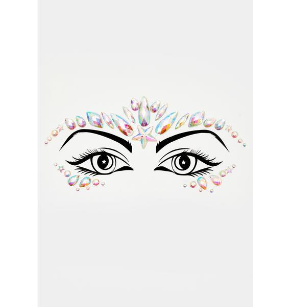 Lunautics Manifest Joy Face Gems