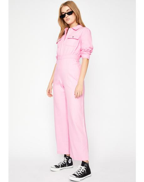 Speed Racin' Boiler Jumpsuit