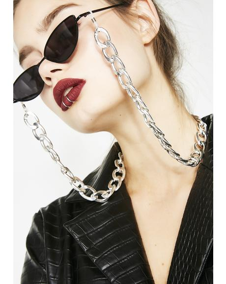 Ball So Hard Sunglasses Chain