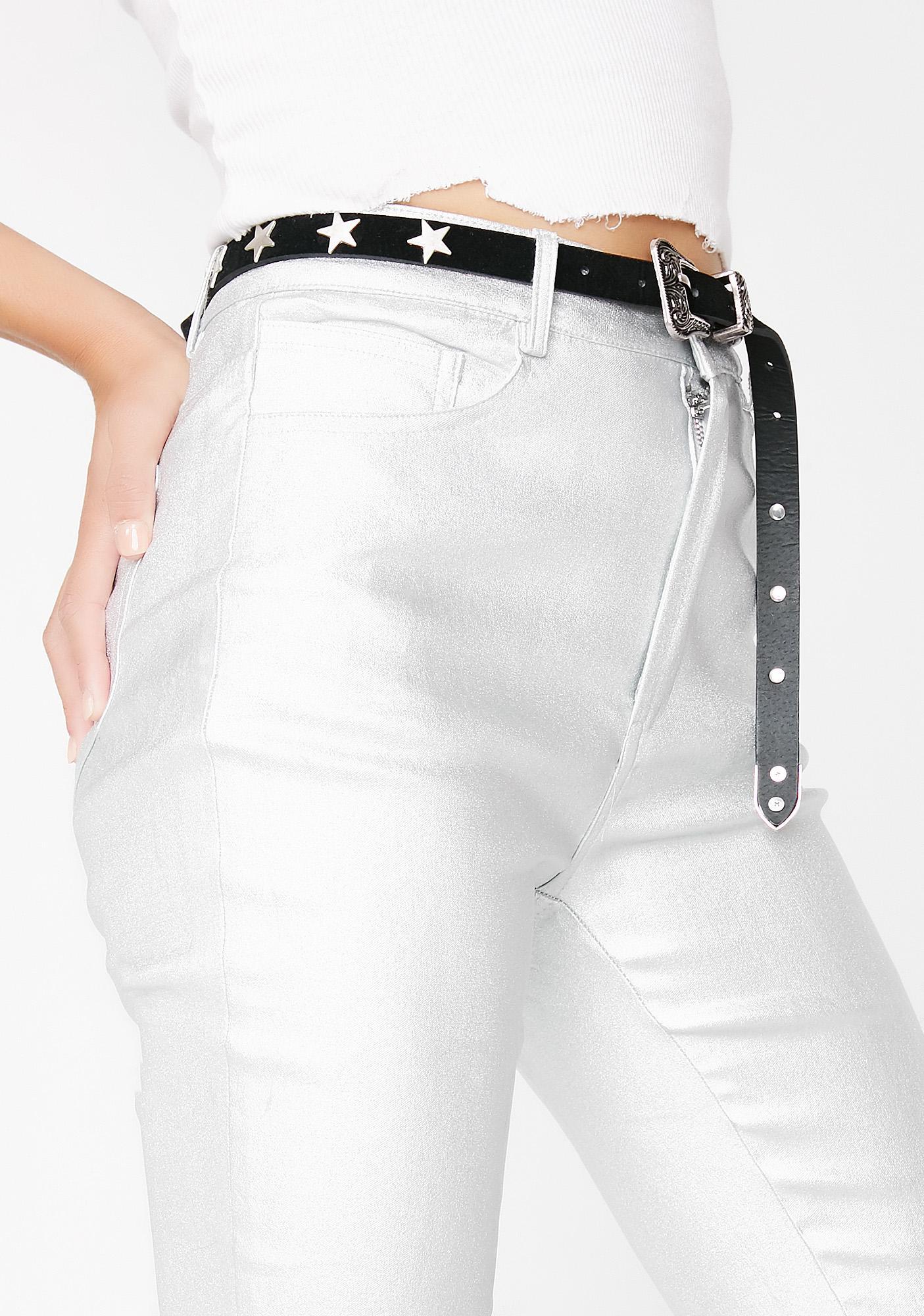 Stargazer Skinny Belt