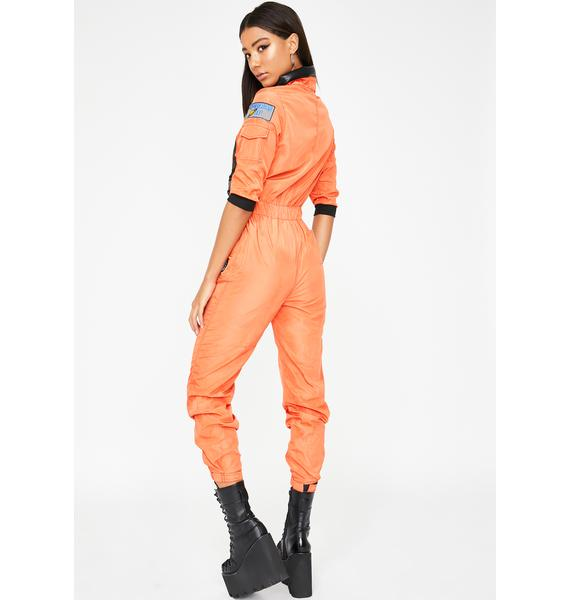 Dolls Kill NASA-TY Flight Suit Costume