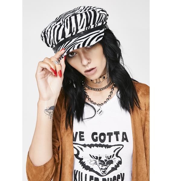 Valfré Zebra Toni Hat