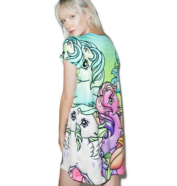 Alice Vandy Ponyland 2.0 Oversized Tee