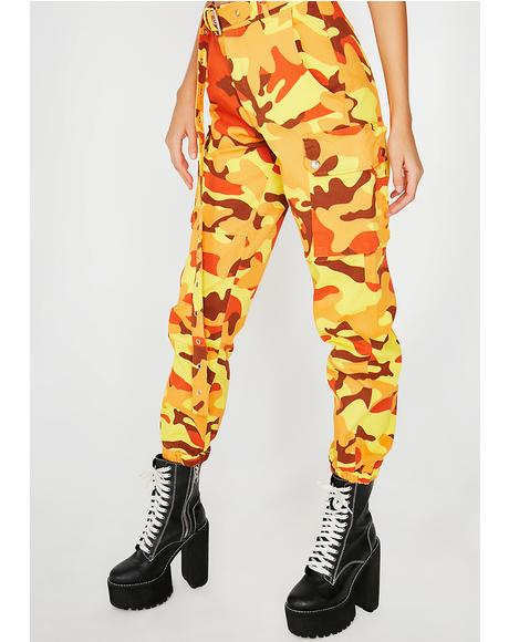 Heavy Hustla Cargo Pants
