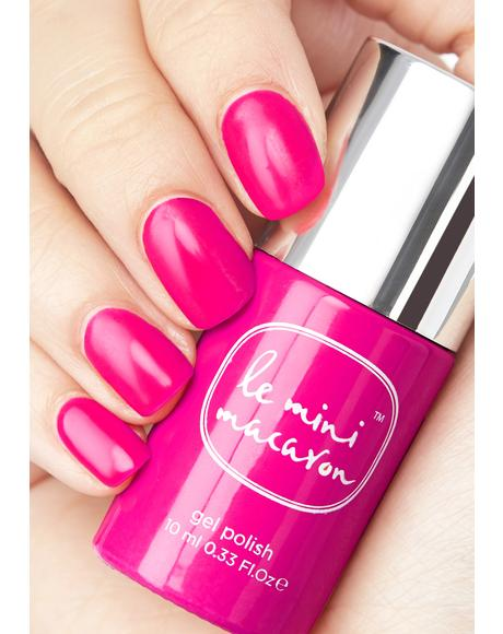 Strawberry Pink Gel Manicure Kit