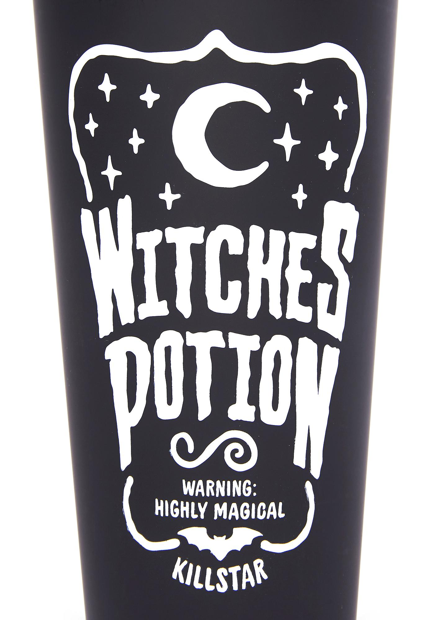 Killstar Witches Potion Cold Brew Cup