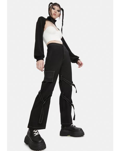 Maria Buckle Pants
