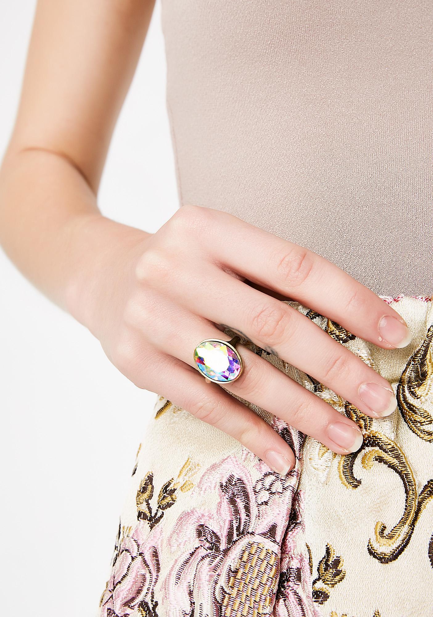 Mystic Rainbow Ring