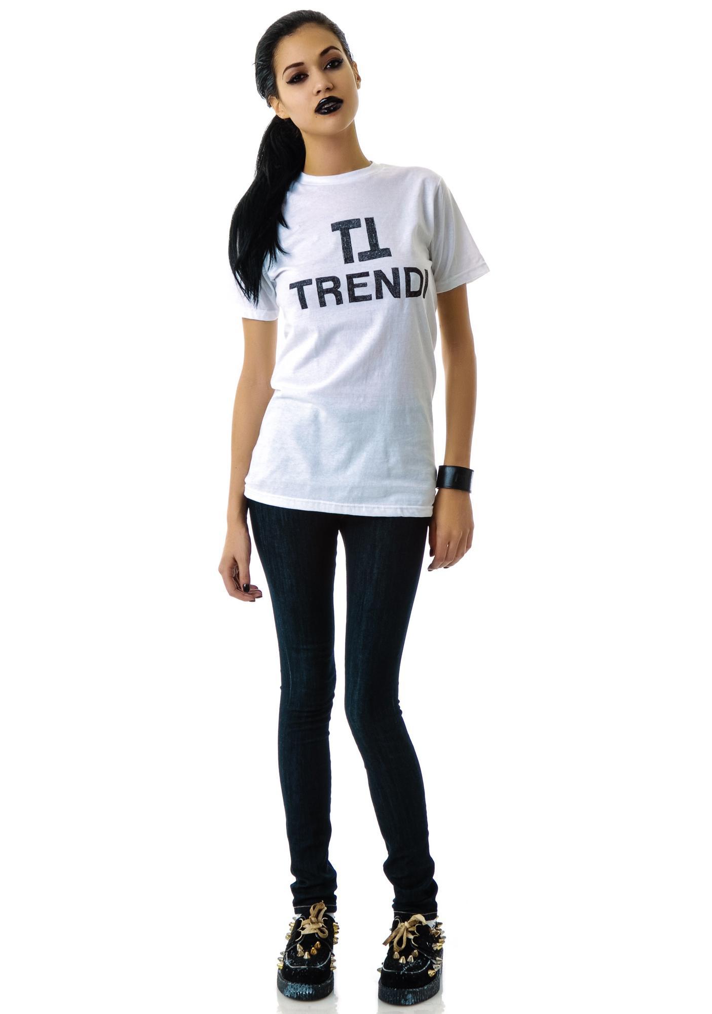 Reason Trendi Short Sleeve Tee