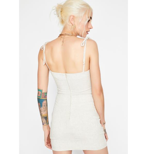Bowtie Cutie Mini Dress