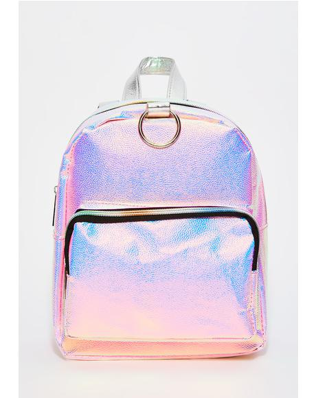 Intergalactic Warrior Backpack