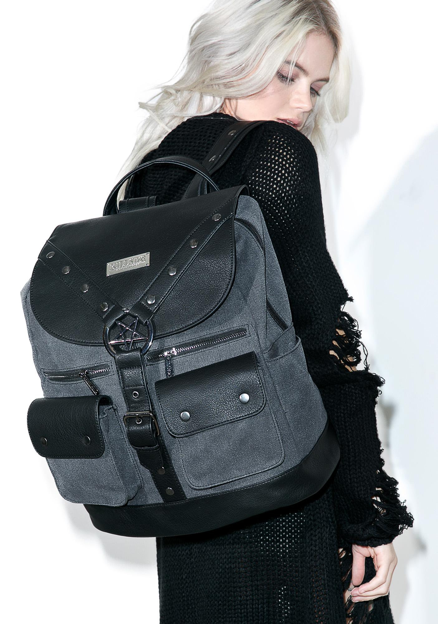 Killstar Ritual Ring Backpack