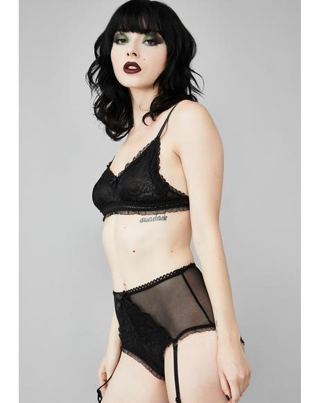 Fatal Femme Lace Panties