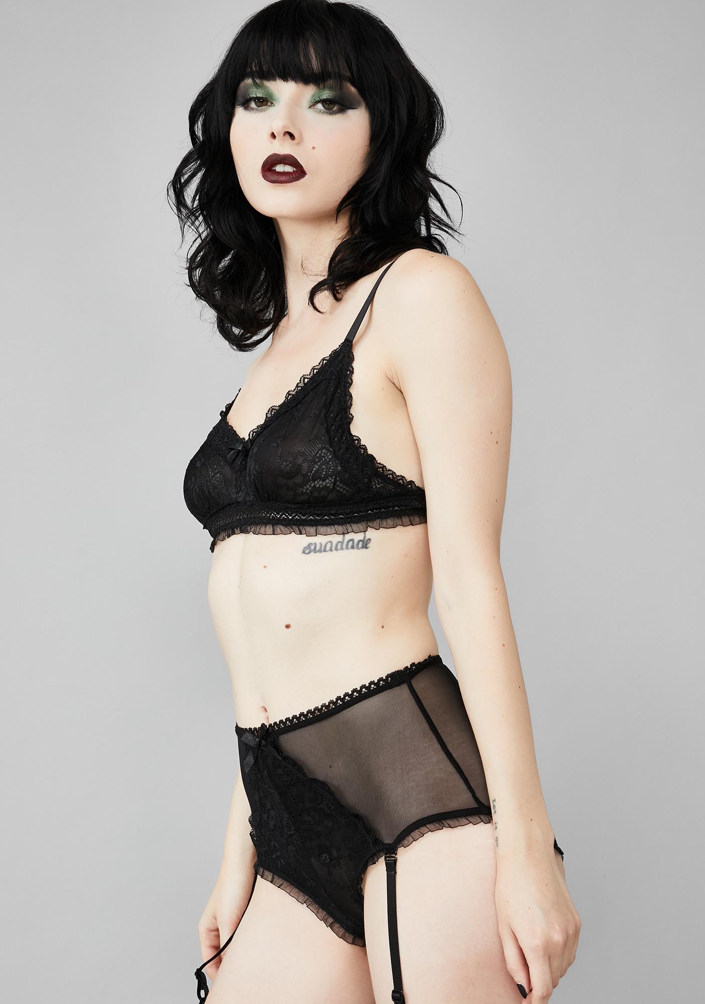 Widow Fatal Femme Lace Panties