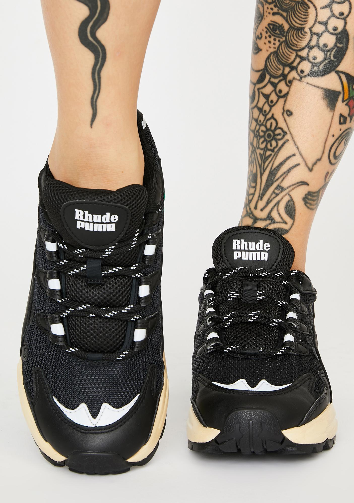 PUMA X Rhude Cell Alien Sneakers