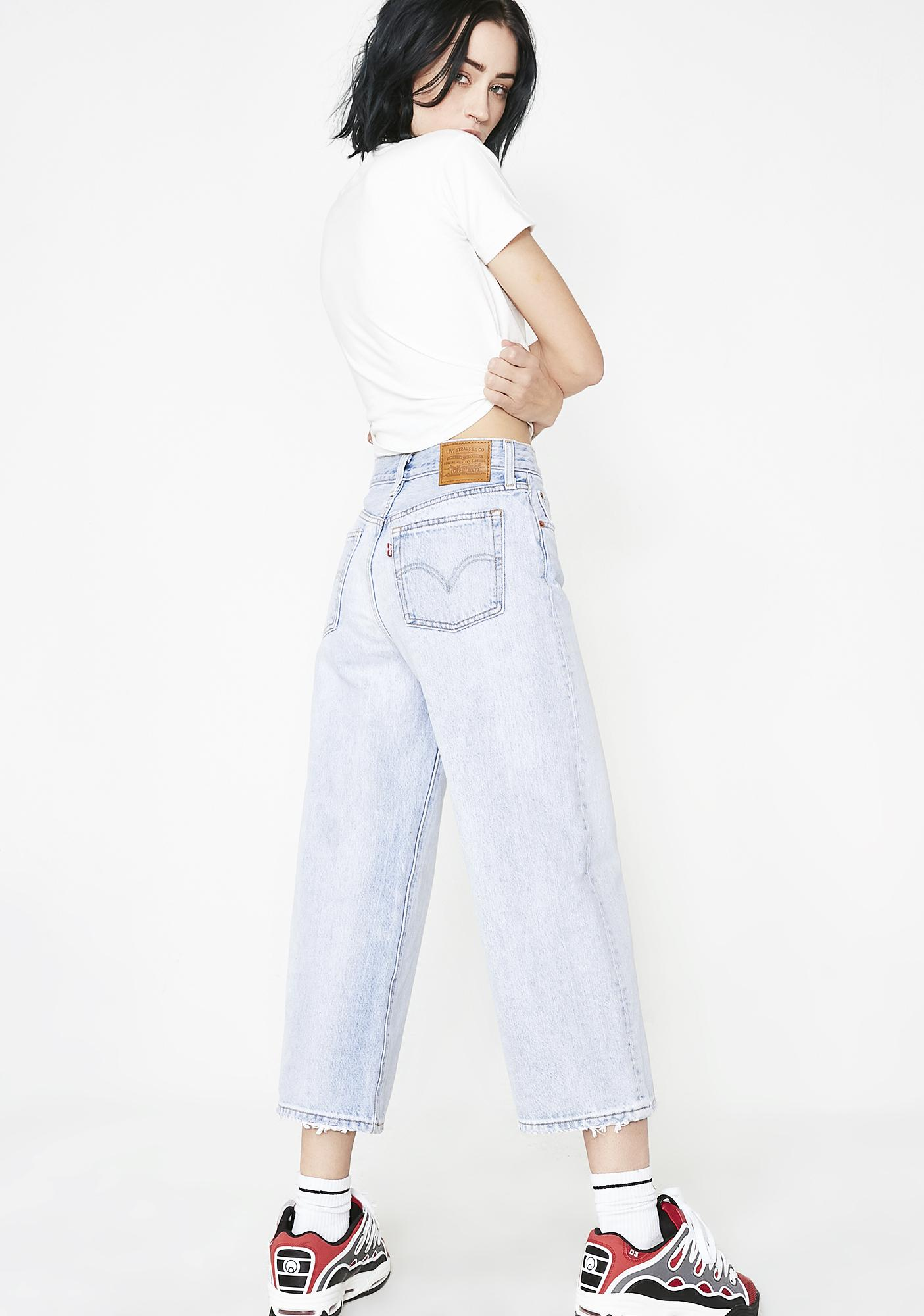 Levis Throwing Shade Jeans