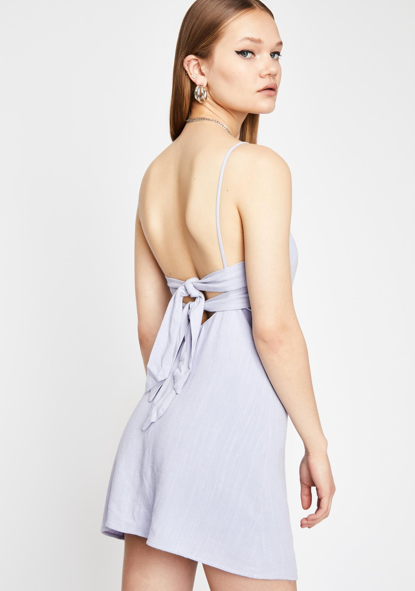 Precious Passion Mini Dress