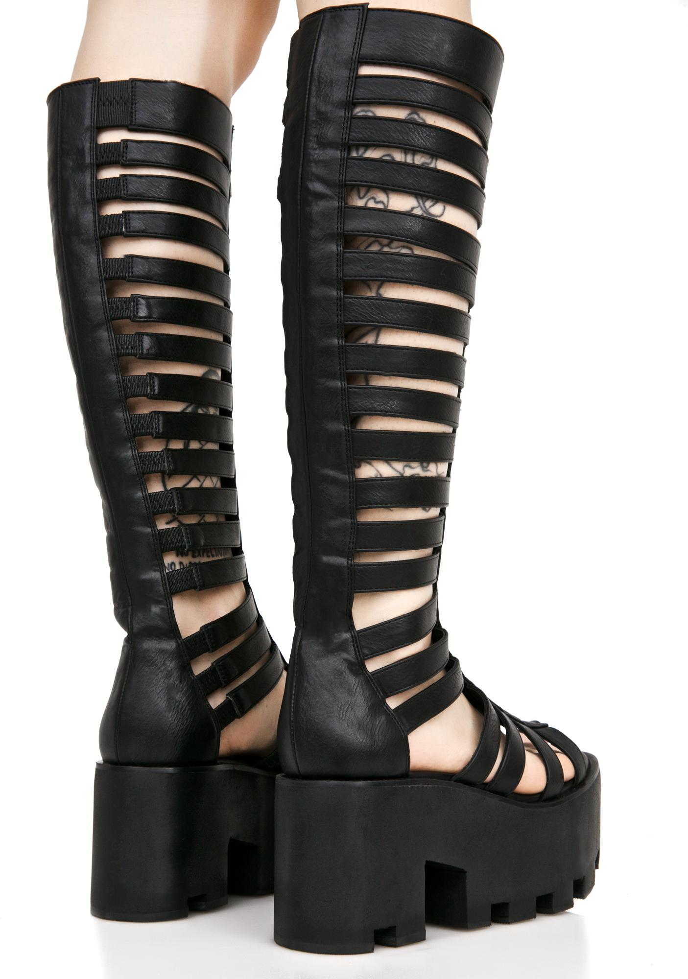 Current Mood Wicked Warrior Gladiator Platforms