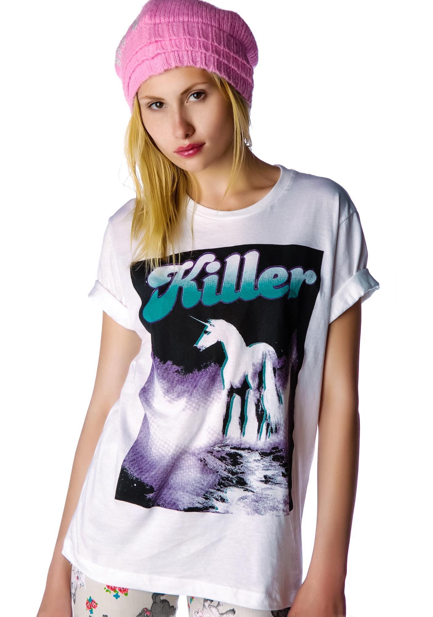Kill Brand Killer Unicorn Tee