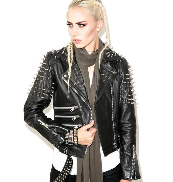 Killstar Spike Jacket