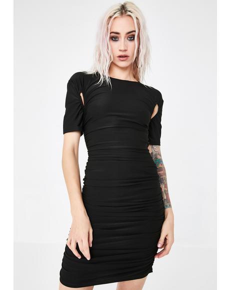 Miss California Mini Dress