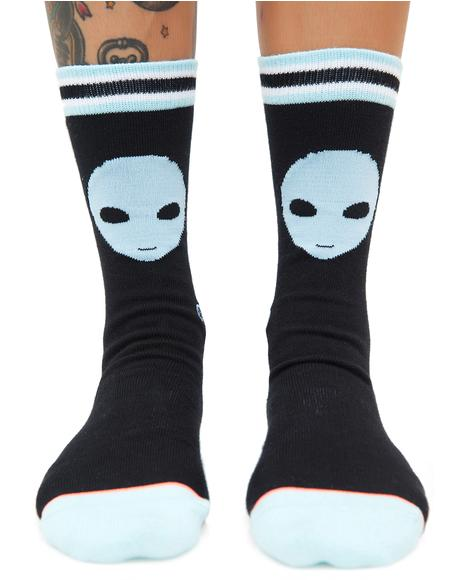 Supernatural Tomboy Sock