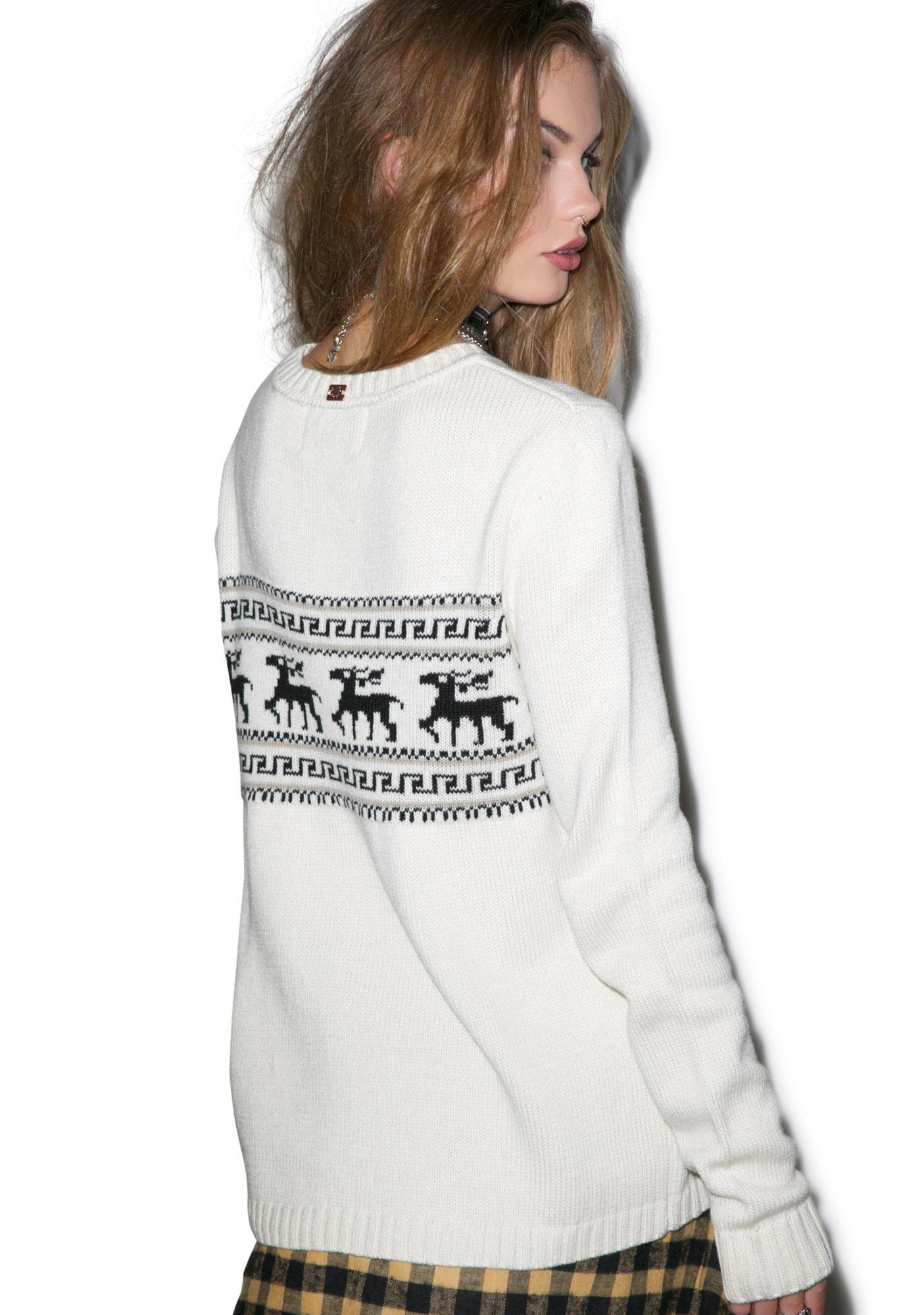 For Love & Lemons Alpine Pullover