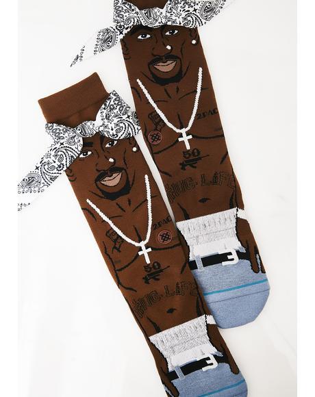 Tupac Socks